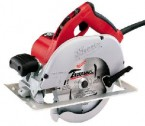 "Milwaukee 7-1/4"" Tilt-Lok Left Blade Circular Saw with Case"
