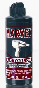 Marvel 4oz Air-Tool Oil (12 Bottles)