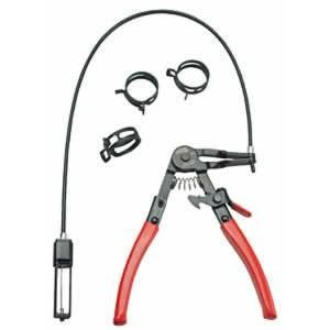 Mayhew Spring Loaded Cable Hose Clamp Pliers
