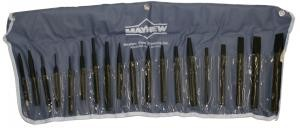 Mayhew 19PC USA Punch & Chisel Kit