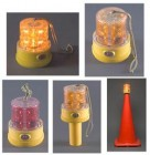 North American Signal LED Warning Light (Amber)