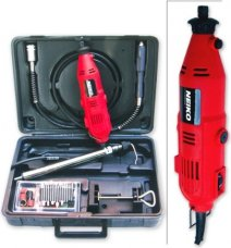 40PC Rotary Grinder Tool w/ Flexible Shaft