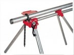 "Ridgid Top Screw Stand Chain Pipe Vise (1/8"" to 5"" Pipe Capacity)USA"