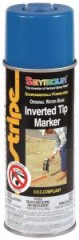 Seymour 16oz Precaution Blue Inverted Spray Paint  (12 Cans)