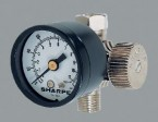 Sharpe Air Adjusting Valve with Gauge