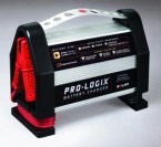 Solar 12-Amp Pro-Logix Automatic Battery Charger