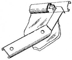 Steck Universal Molding Release Tool