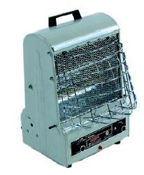1-Phase 120v Combo Portable Electric Heater (Radiant & Fan Forced)