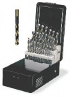 "29pc TriNado Drill Bit Set w/ 3/8 "" Shank (1/16"" to 1/2"") USA"