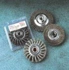 "4""x.014 WirexM10x1.25 Crimped Wire Wheel (6 Wheels)"