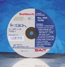 "3""x1/16""x1/4"" Saitech Cut-Off Wheels (50 Wheels)"