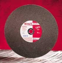 "Sait 12"" x 1/8"" x 1"" Portable Saw Cut-Off Wheels (10 Wheels)"