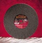 "Sait 14"" x 3/32"" x 1"" EZ-Chop Saw Wheels (10 Wheels)"