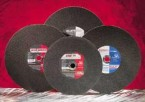 "Sait 14"" x 3/32"" x 1"" Iron Worker Chop Saw Wheels (10 Wheels)"