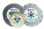 "4-1/2""x.090""x7/8"" Turbo CE Continuous Rim Diamond Blade"