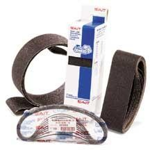 "Sait 3"" x 132"" 80G Zirconium - Closed Coat Sanding Belt (10 Belts)"