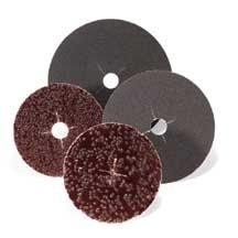 "5""x7/8"" 100G Silicon Carbide Floor Edge Sanding Discs  (25 Discs)"