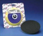 "Sait 6"" x 5/16-24 6-HolesHook & Loop Backing Pad for Paper Discs"
