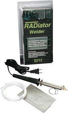 Radiator Repair Cost >> Plastic Radiator Tank Welder Repair Kit - Arizona Tools at Arizona Tools