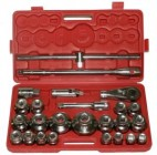 "26PC 3/4"" Drive / 1"" Drive Combo Socket Set (15/16"" to 2-3/4"")"