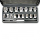 "Wilmar 16PC 3/4"" Drive Metric Socket Set"